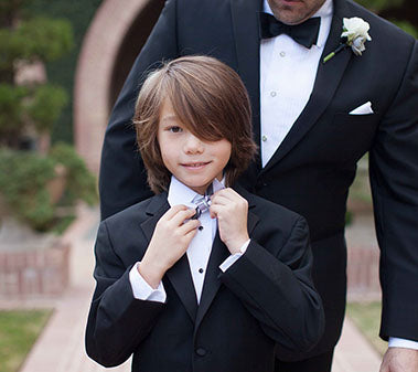 "The Brilliance Of The ""Little Tuxedos"" Tuxedo Package"