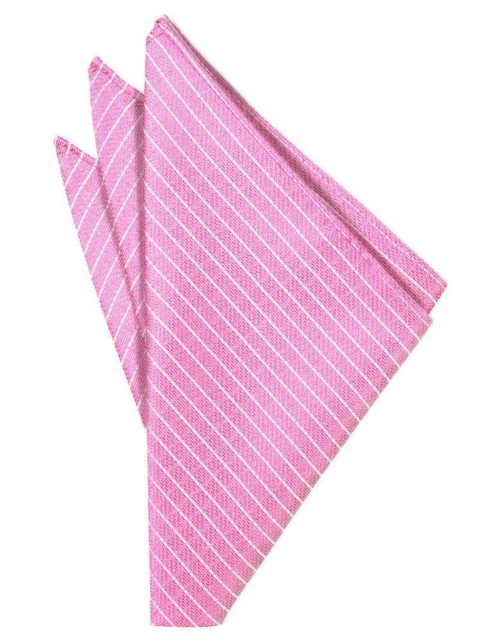 Bubblegum Palermo Pocket Square