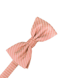 Coral Palermo Kids Bow Tie
