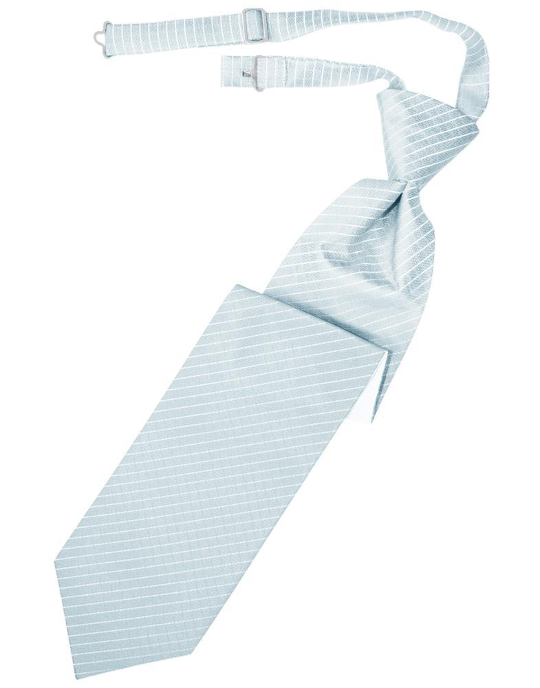 Powder Blue Palermo Kids Necktie
