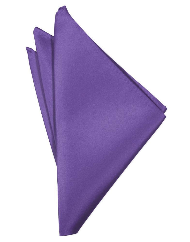 Freesia Luxury Satin Pocket Square