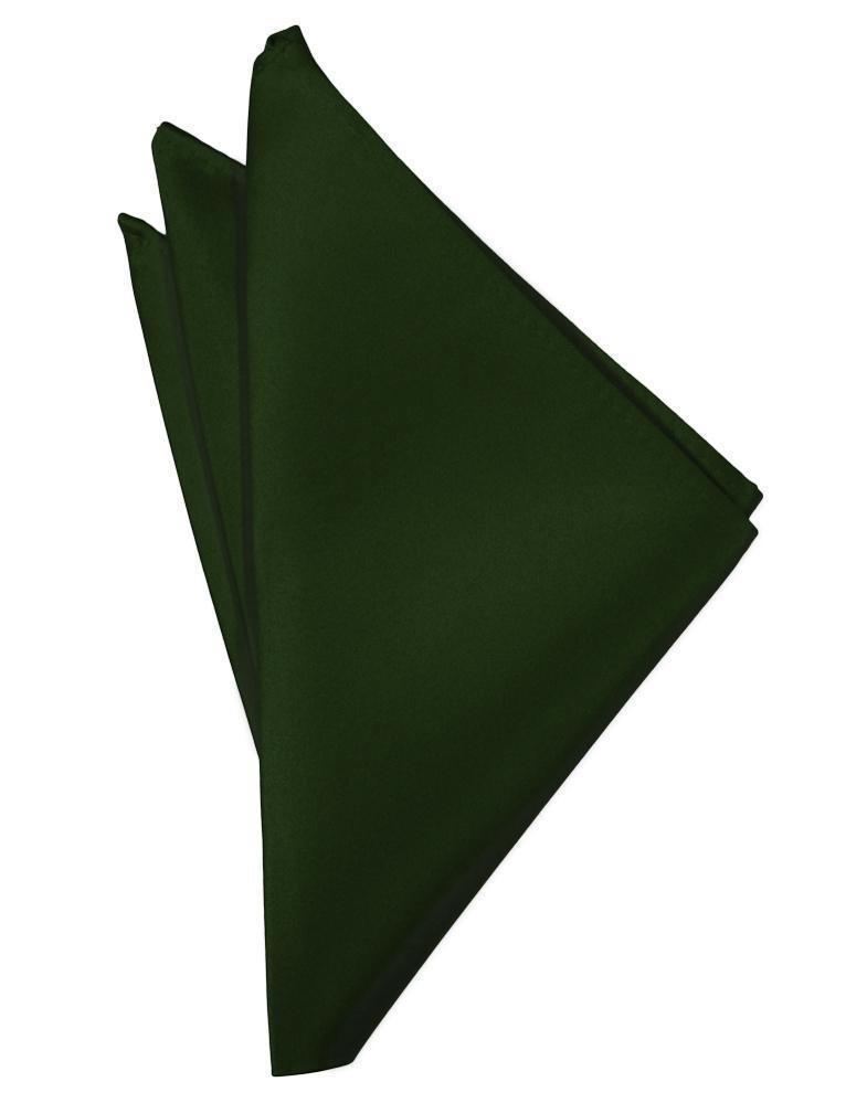 Holly Luxury Satin Pocket Square