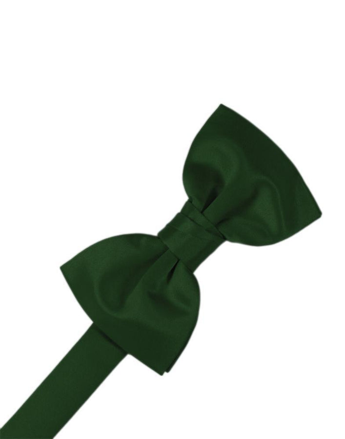 Hunter Luxury Satin Bow Tie