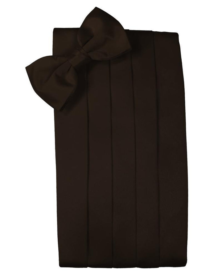 Truffle Luxury Kids Satin Cummerbund