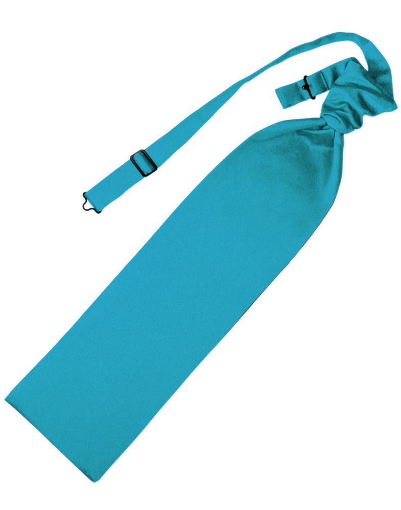 Turquoise Luxury Satin Sharpei