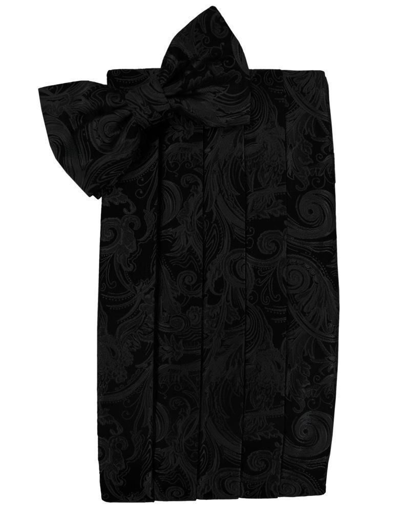 Black Tapestry Kids Cummerbund