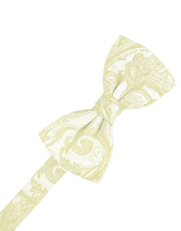 Canary Tapestry Bow Tie