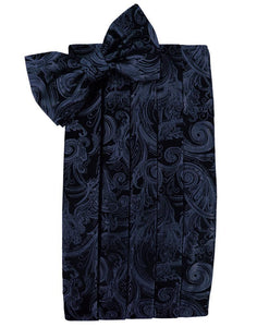 Midnight Tapestry Kids Cummerbund