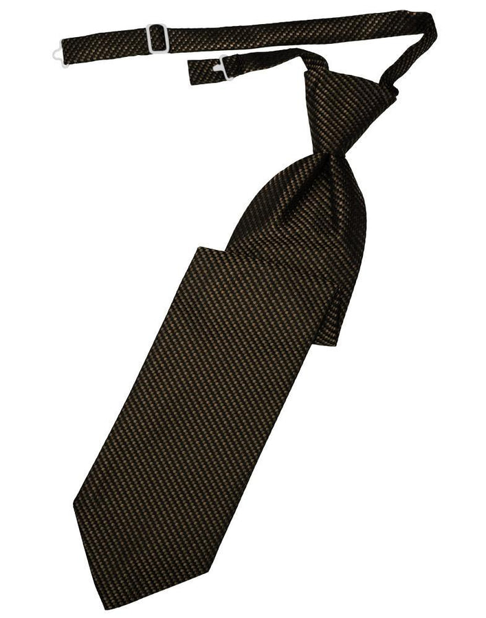 Chocolate Venetian Kids Necktie