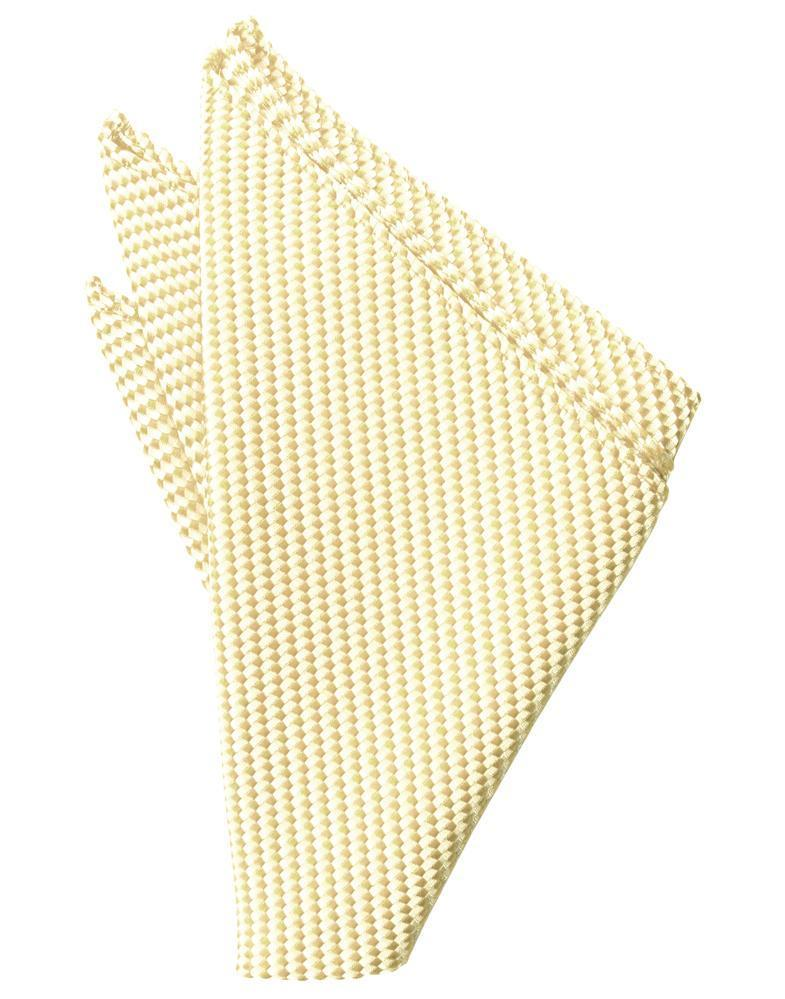 Harvest Maize Venetian Pocket Square