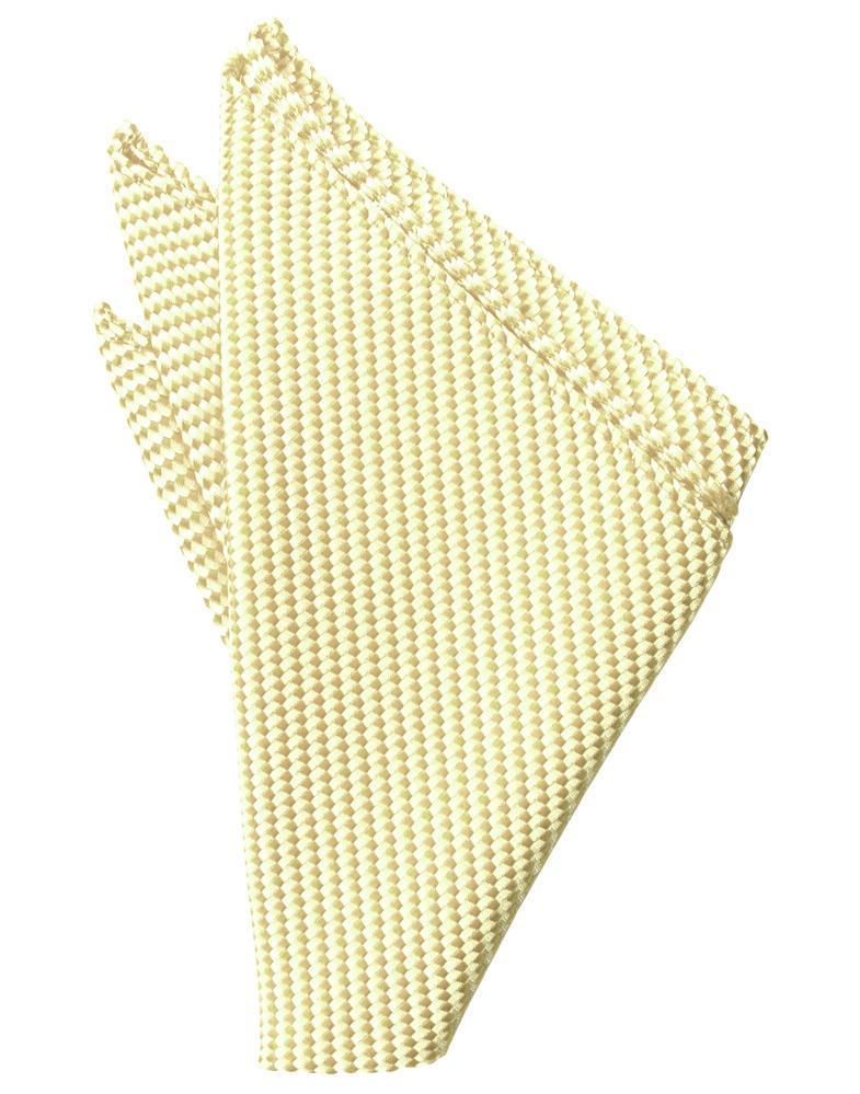 Honey Mint Venetian Pocket Square