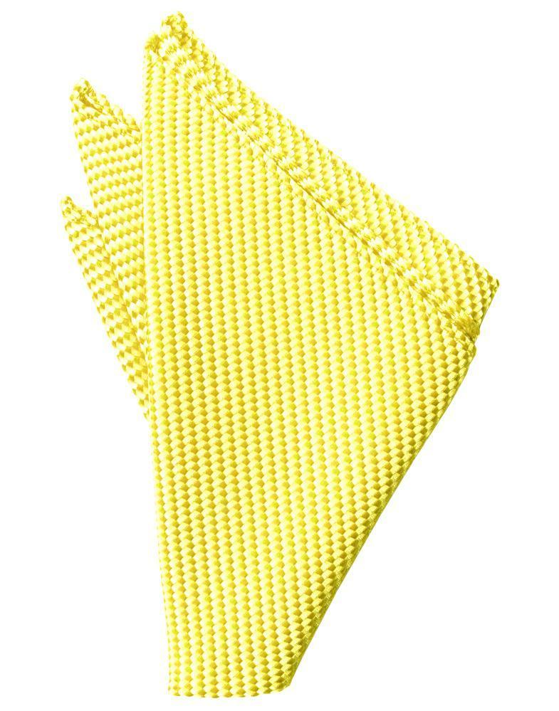 Lemon Venetian Pocket Square