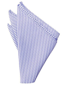 Periwinkle Venetian Pocket Square