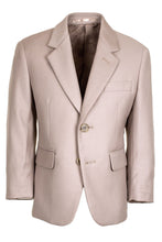 "Load image into Gallery viewer, ""Aspen"" Kids Tan Suit Jacket (Separates)"