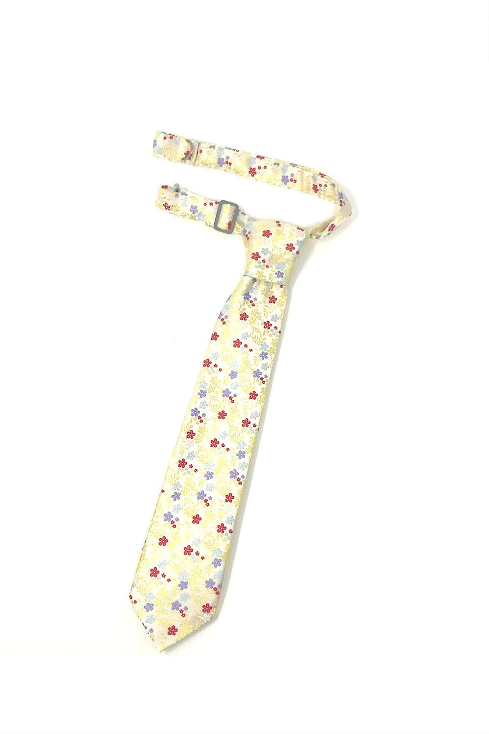 Yellow Enchantment Kids Necktie