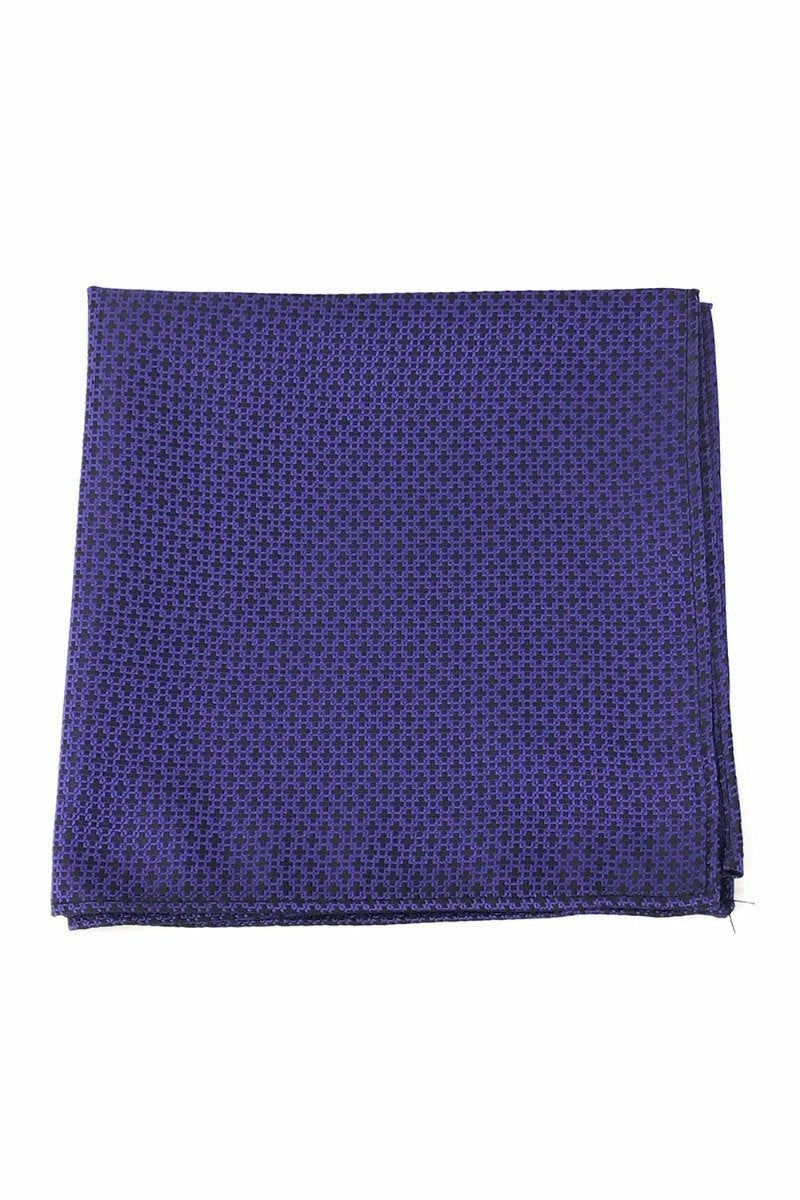 Purple Regal Pocket Square
