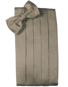 Stone Luxury Kids Satin Cummerbund