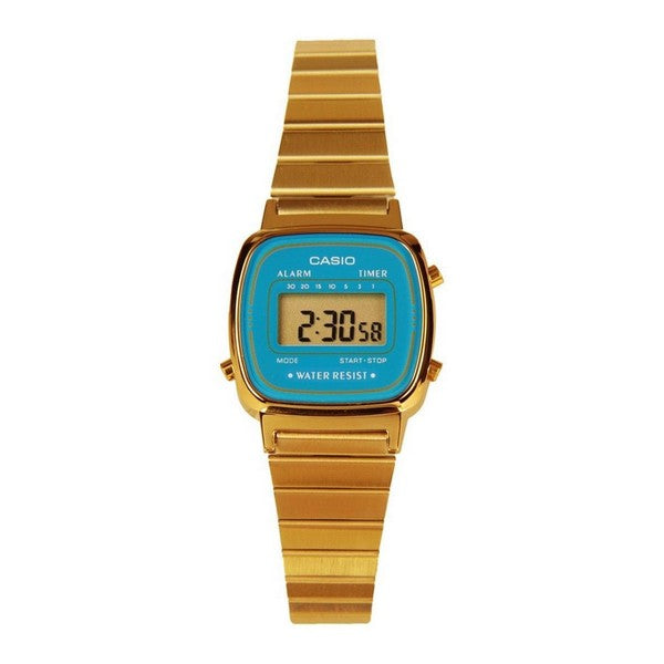 Ladies' Watch Casio LA-670WGA-2DF (26 mm)