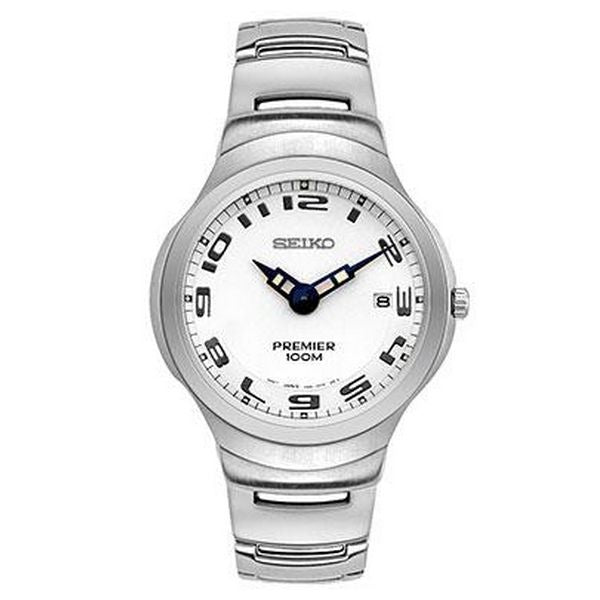 Men's Watch Seiko SXB311 (37 mm)