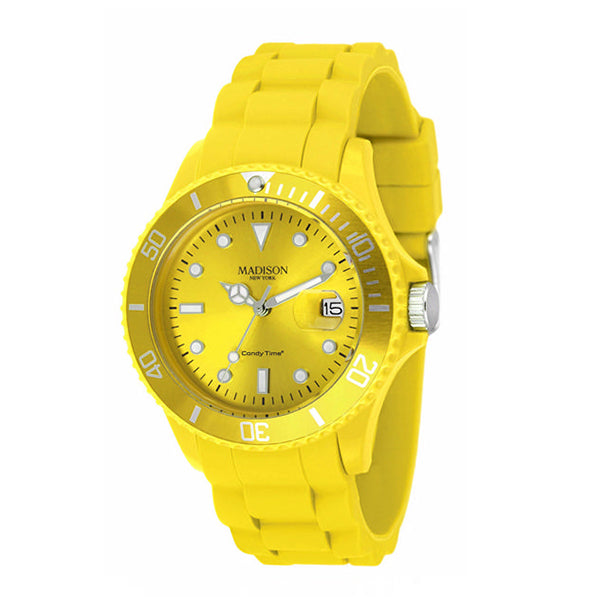 Unisex Watch Madison U4167-02 (40 mm)