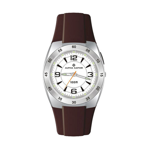 Unisex Watch Alpha Saphir 289B (40 mm)