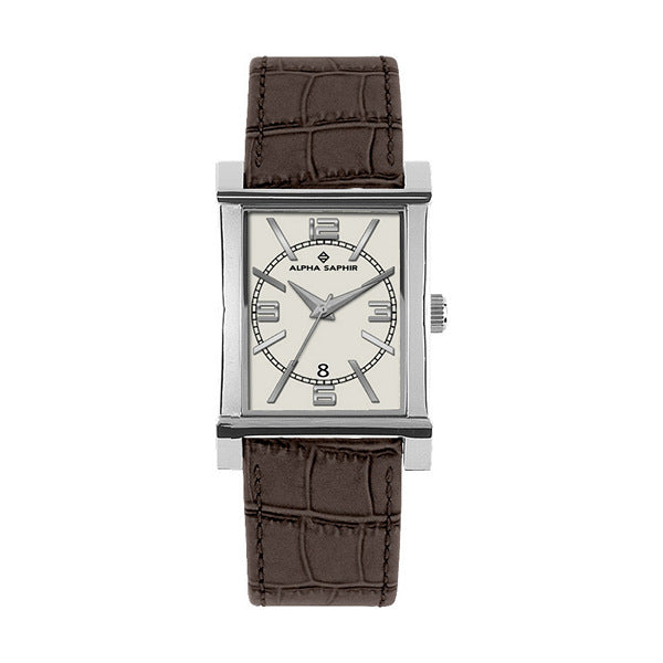 Unisex Watch Alpha Saphir 295B (20 mm)