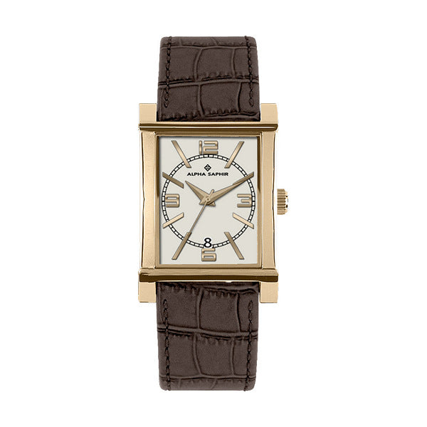 Unisex Watch Alpha Saphir 294C (38 mm)