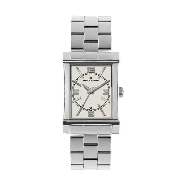 Unisex Watch Alpha Saphir 294F (38 mm)
