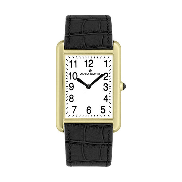 Unisex Watch Alpha Saphir 343C (32 mm)