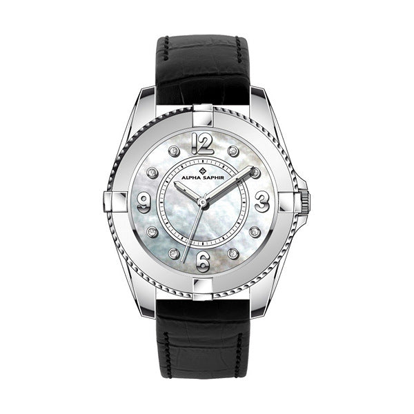 Ladies' Watch Alpha Saphir 364A (38 mm)