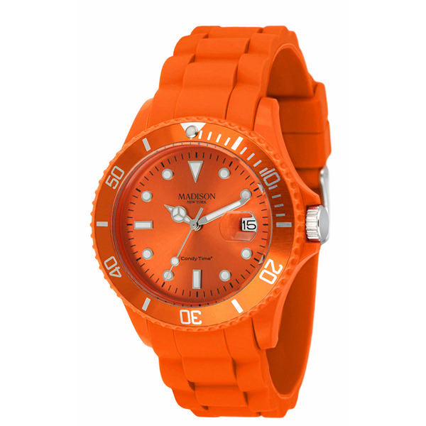 Unisex Watch Madison U4167-04 (40 mm)