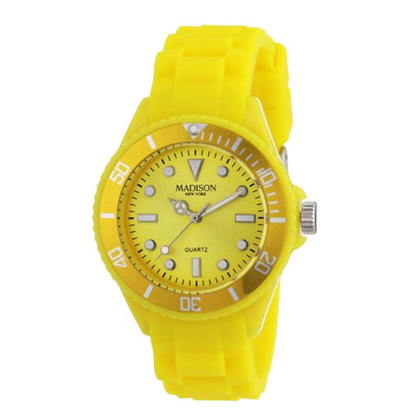 Unisex Watch Madison L4167-02 (35 mm)