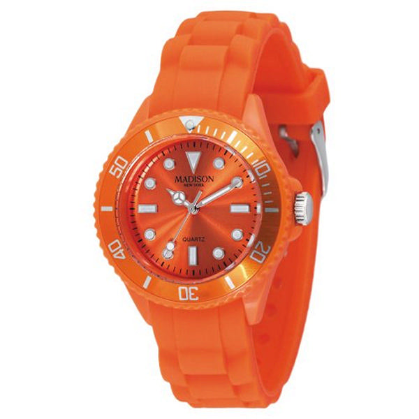 Unisex Watch Madison L4167-04 (35 mm)