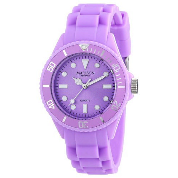Unisex Watch Madison L4167-24 (35 mm)