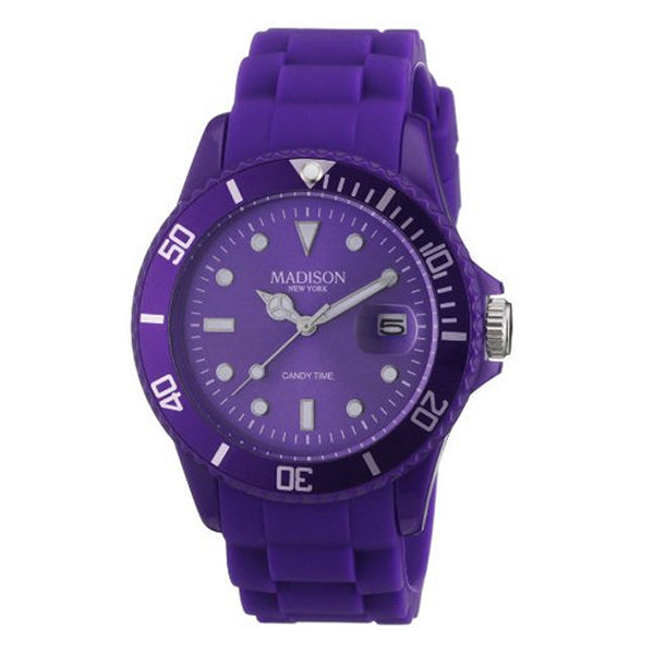 Unisex Watch Madison U4167-01 (40 mm)