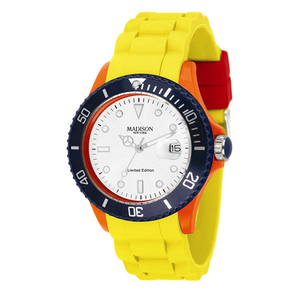 Unisex Watch Madison U4484C (40 mm)