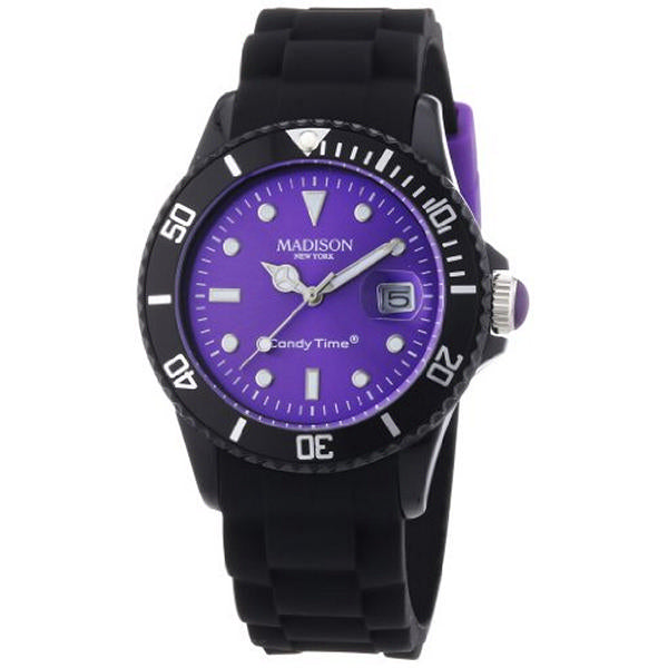 Unisex Watch Madison U4486-01 (40 mm)