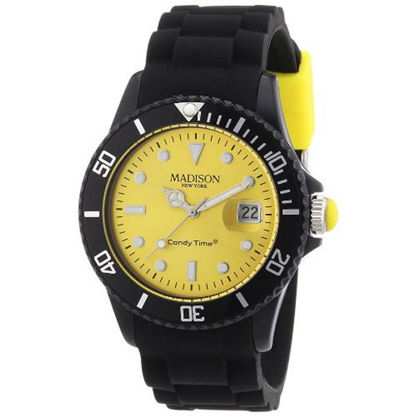 Unisex Watch Madison U4486-02 (40 mm)