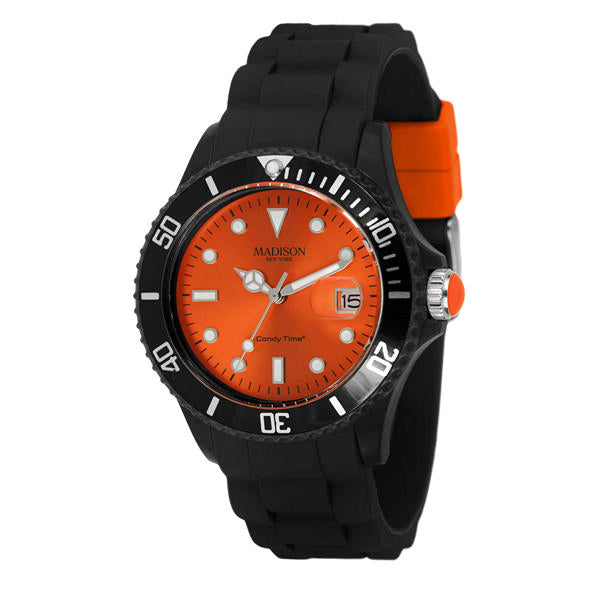Unisex Watch Madison U4486-04 (40 mm)