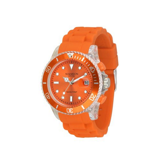 Unisex Watch Madison U4399-04 (40 mm)