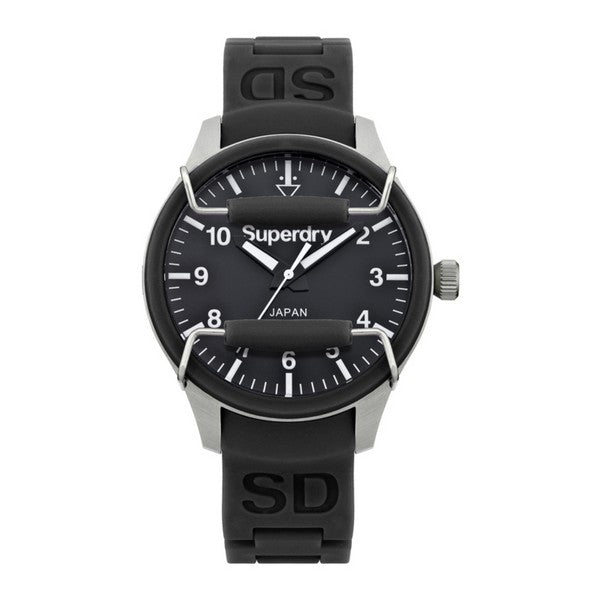 Ladies' Watch Superdry SYL120B (39 mm)