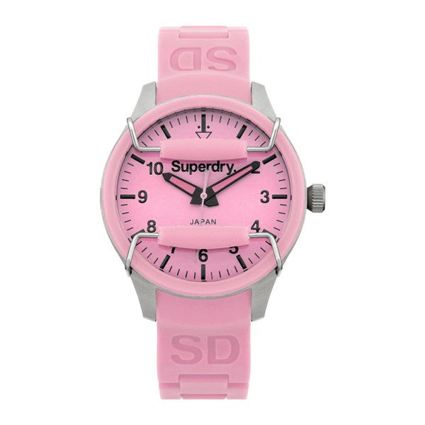 Ladies' Watch Superdry SYL120LP (39 mm)