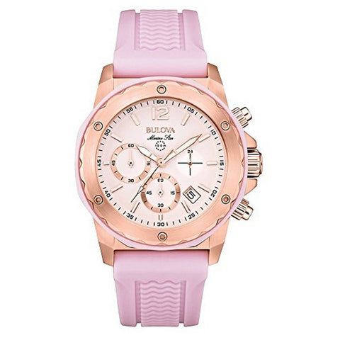 Ladies' Watch Bulova 98M118 (36 mm)