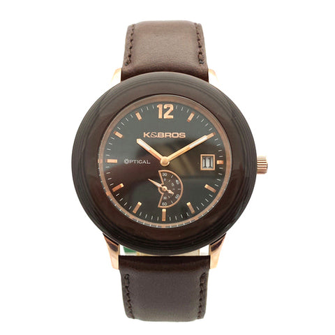 Men's Watch K&Bros 9431-3-600 (43 mm)