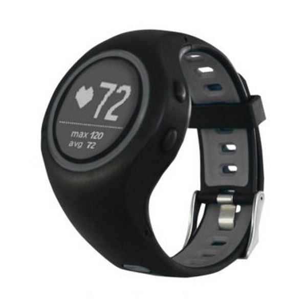 Smart Watch with Pedometer Billow XSG50PROG 280 mAh Bluetooth 4.1 GPS Black