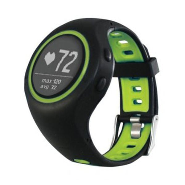 Smart Watch with Pedometer Billow XSG50PROGP 280 mAh Bluetooth 4.1 GPS Green