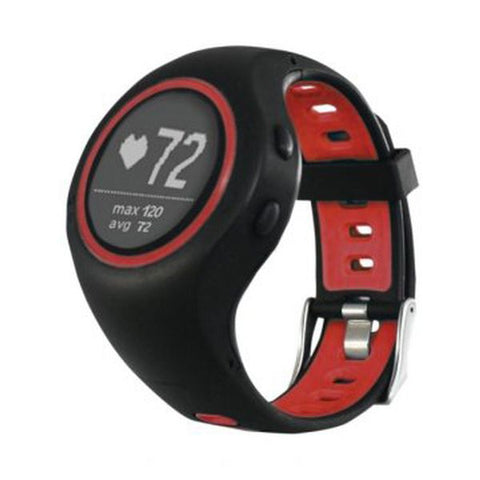 Smart Watch with Pedometer Billow XSG50PROR 280 mAh Bluetooth 4.1 GPS Red