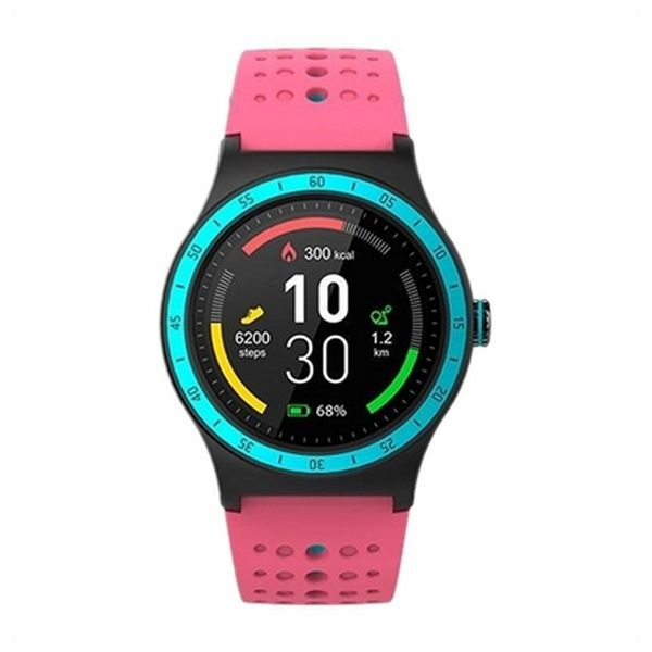 Smart Watch with Pedometer SPC 9625P BT4.0 1,3'''' Pink