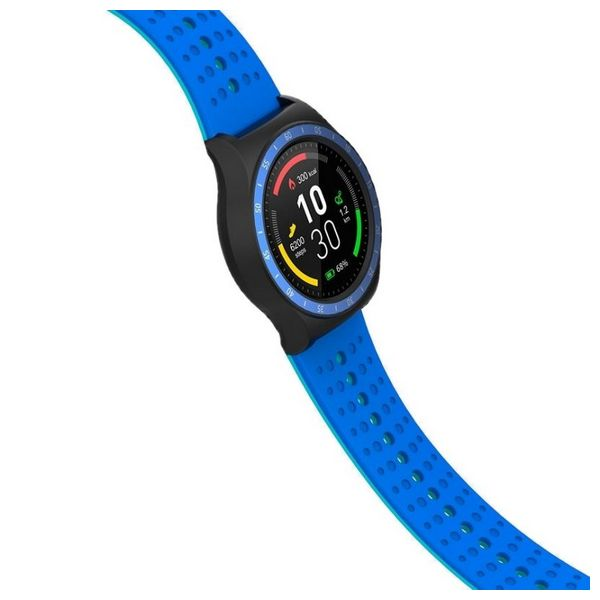 Smart Watch with Pedometer SPC 9625A BT4.0 1,3'''' Blue