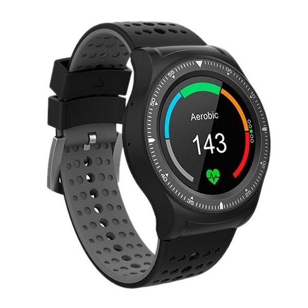 Smart Watch with Pedometer SPC 9620N BT4.0 1,3''''